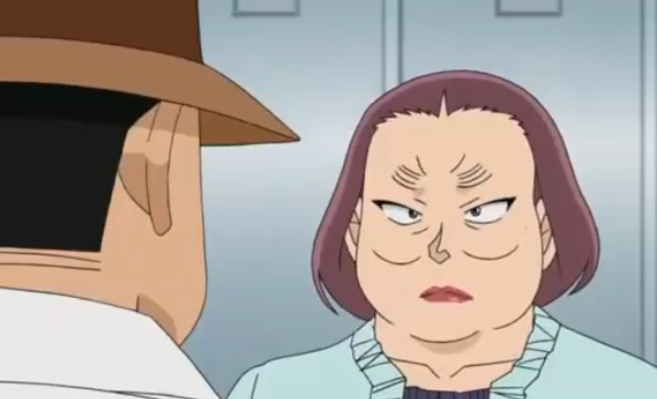 名探偵コナンにツッコミを入れるトピ