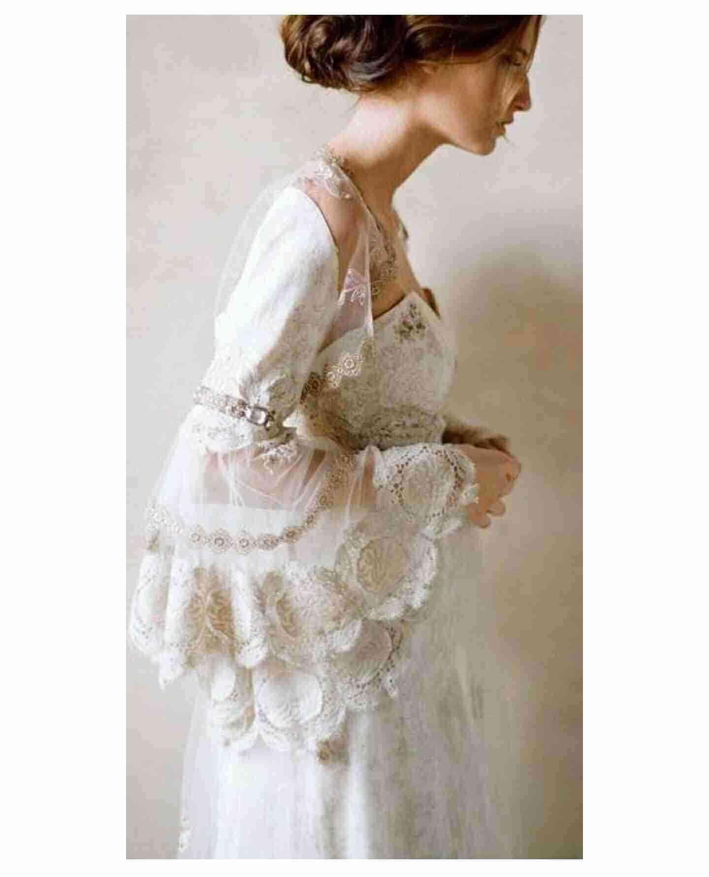 着てみたいウェディングドレス