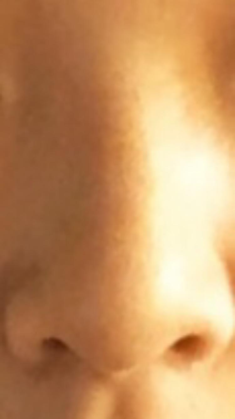団子鼻の人