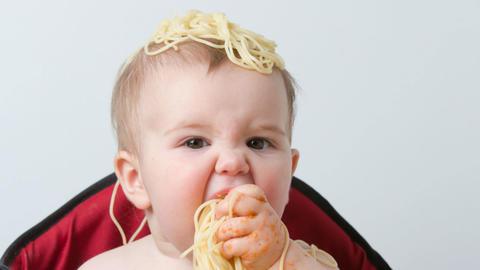 【育児】遊び食べは必要ですか?