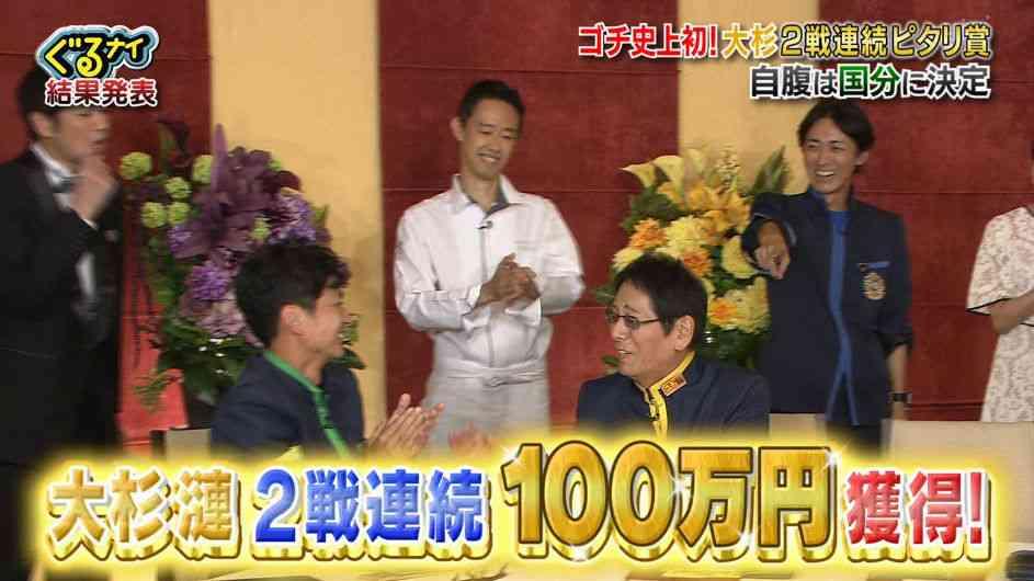 大杉漣さんの笑顔見たくて「ぐるナイ」視聴率倍増