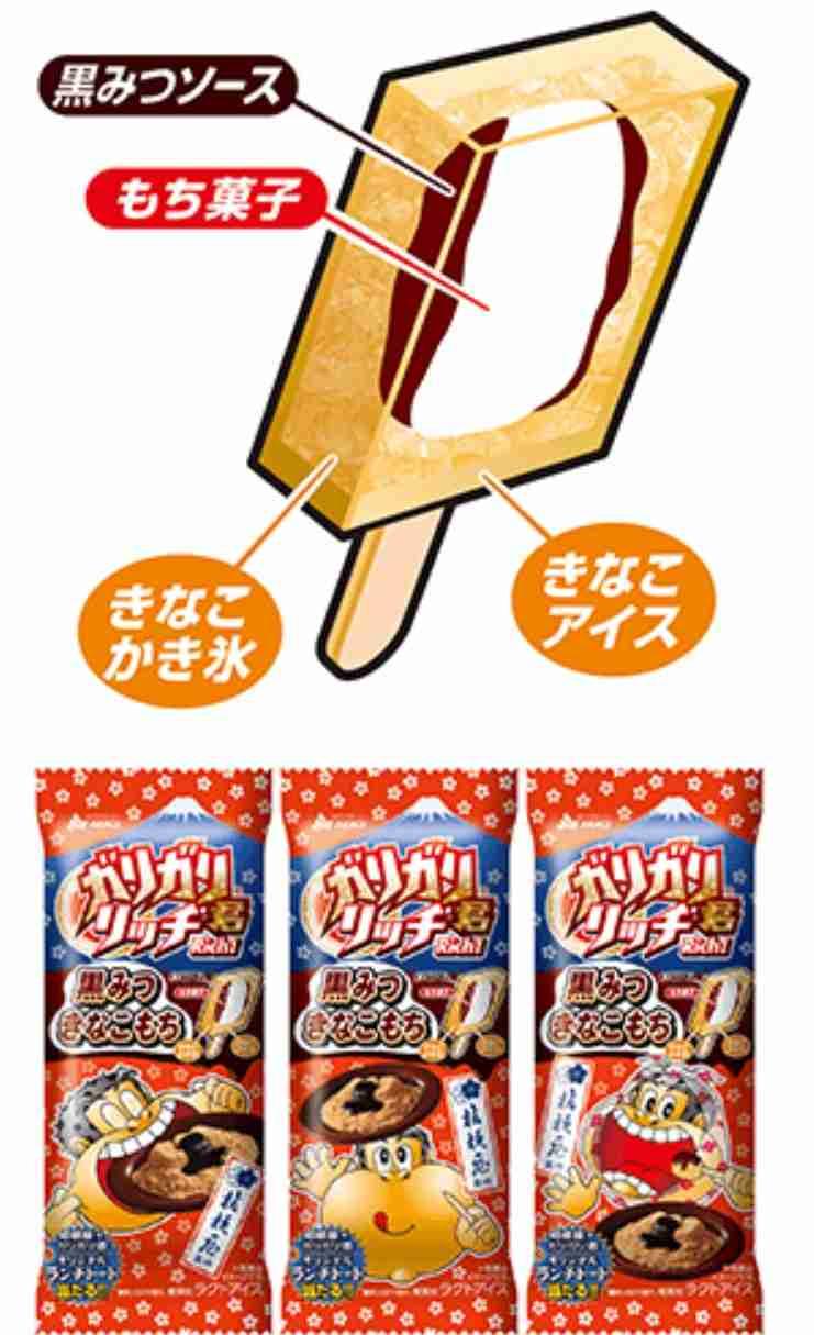 おすすめ新作アイス