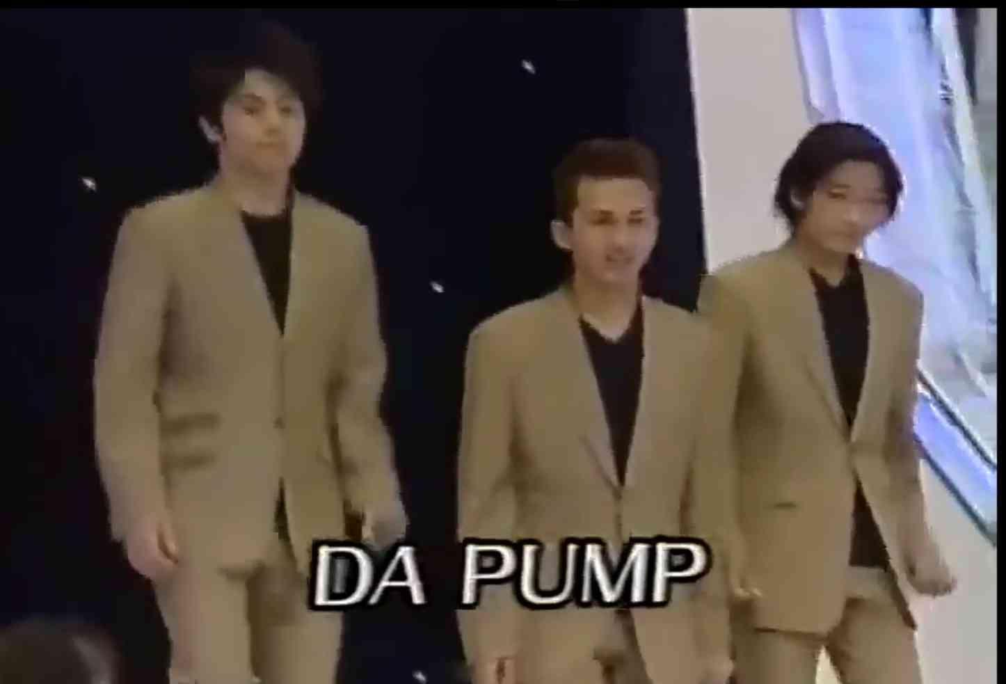 初期のDA PUMP好きな方~!