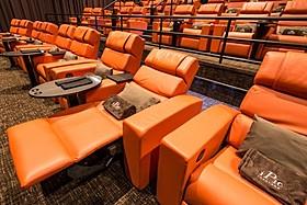 映画館どこの座席が良いですか?