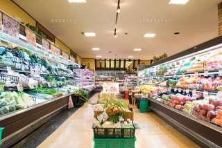 スーパーでの買い物は?