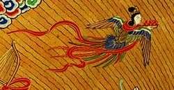"""平昌五輪開会式 """"人面鳥""""にネット話題沸騰「絶対夢に出てくる」"""