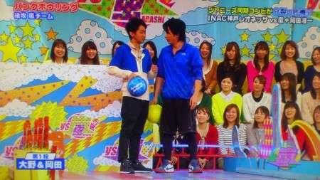 錦戸亮 公開身長測定に大慌て「流さんといて」
