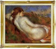若い裸婦像を英美術館が一時撤去 検閲か議論に