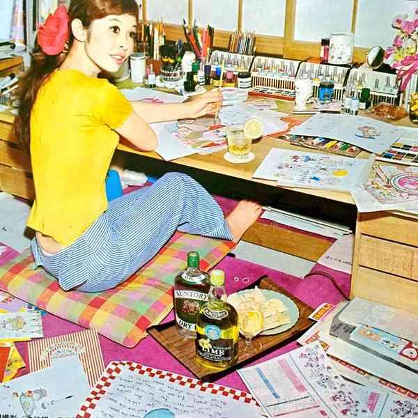 水森亜土さんの画像が集まるトピ