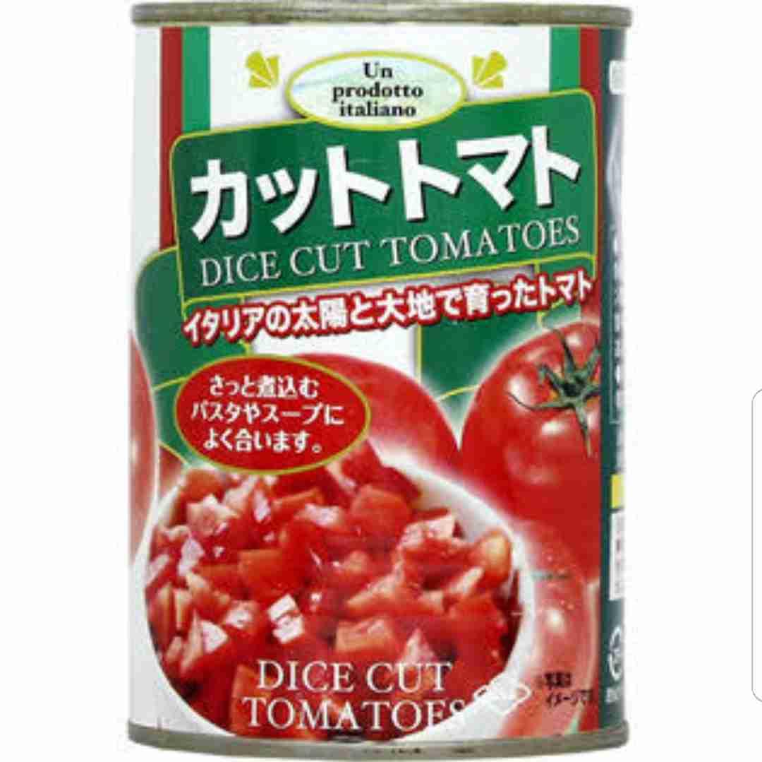 トマト缶レシピ