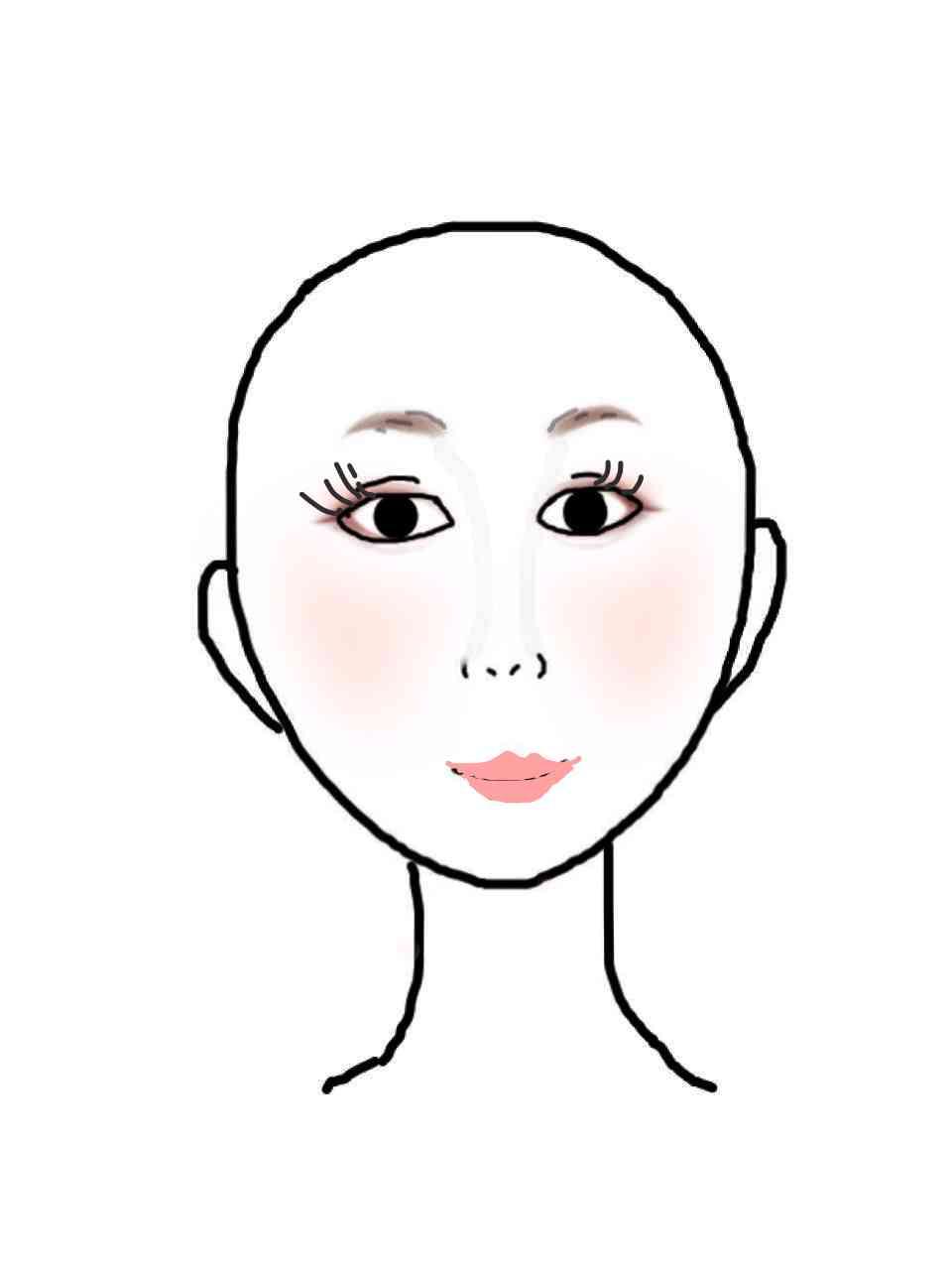 【お絵かき】私に化粧して下さいませんか【メイク】