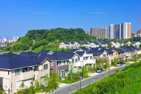 新興住宅地あるある