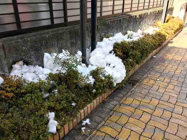 更なる大雪に警戒を 北陸など、12日から13日にかけて