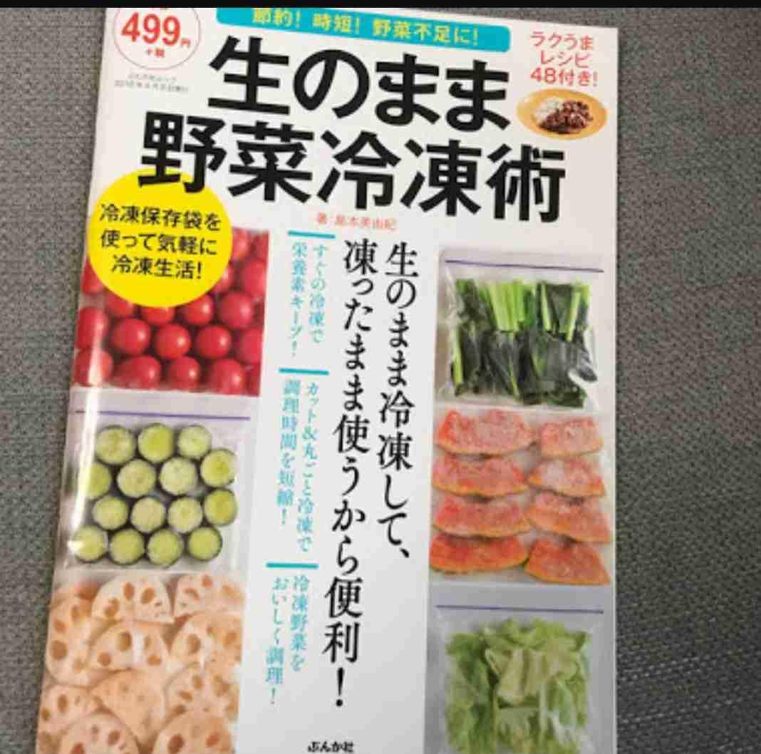 家計が苦しい方、野菜買いますか?