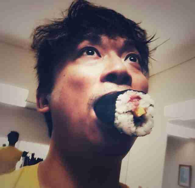 みなさん今夜は恵方巻き食べますか?