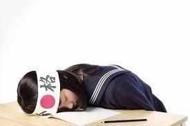 勉強中のつらい瞬間