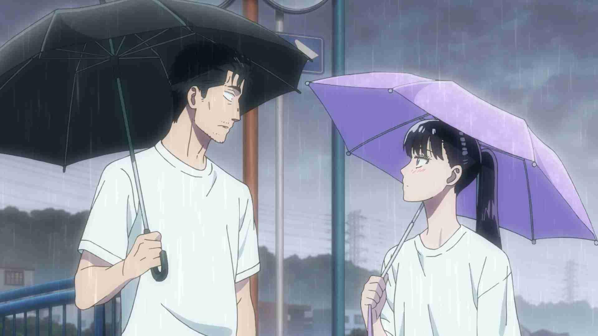 【漫画】恋は雨上がりのように、好きな人【アニメ】