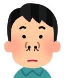 鼻の乾燥、ひりひりの治し方