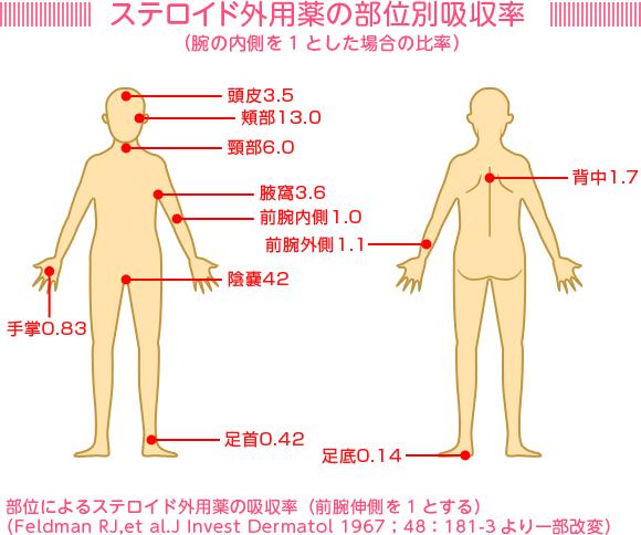 【軟膏】ステロイド使用中の方〜!