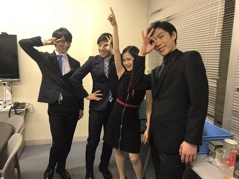 【五輪連覇】羽生結弦ファン集まれ【おめでとう】