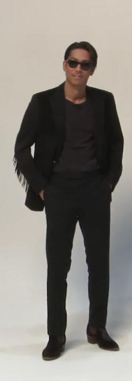 EXILE AKIRA、アジア人初の抜擢「ラルフローレン」の顔に