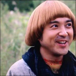 この人はこの髪型が一番似合っていた