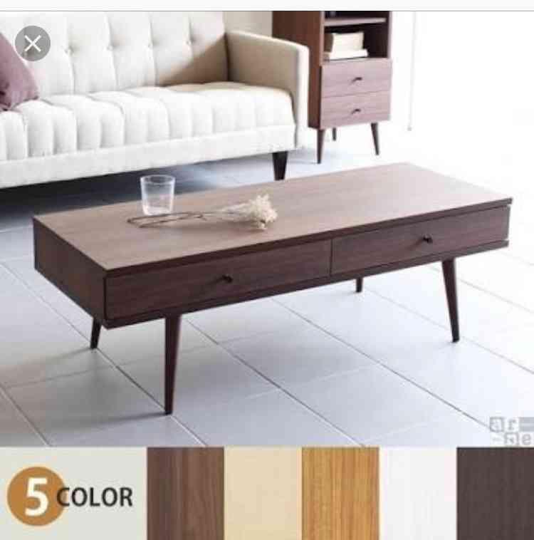 いろいろな座卓やリビングテーブル