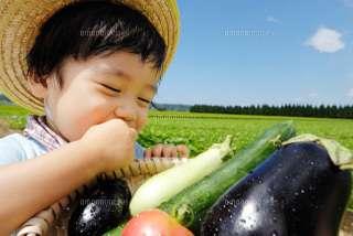 子どもの野菜事情