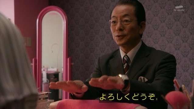 杉下右京になって会話するトピ