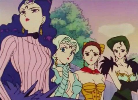 セクシーなキャラクターが集まるトピ