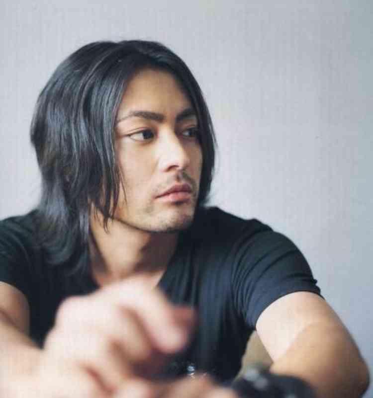 男のロン毛