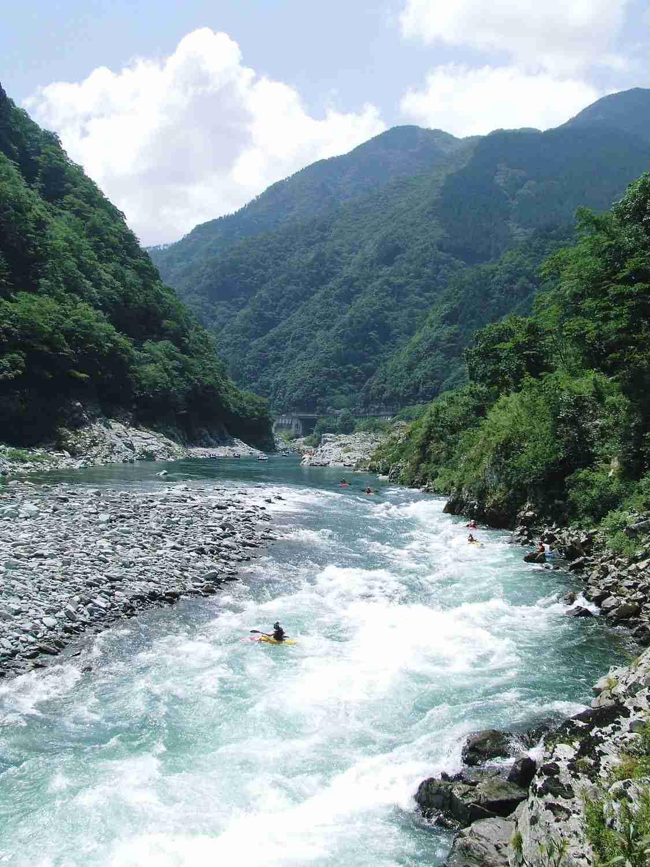 川について語り合うトピ