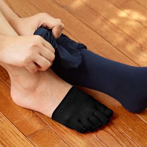 靴下・タイツすぐ穴が開く人