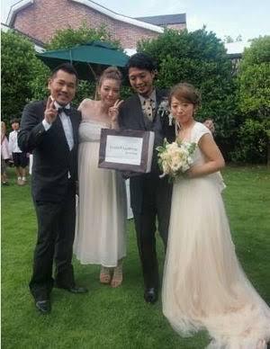 結婚式に出席する際のドレス