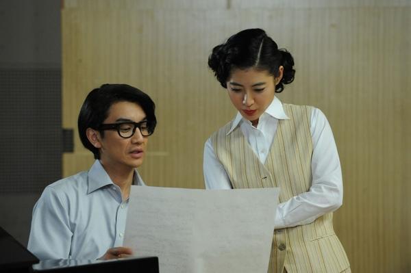 帯ドラマ劇場【越路吹雪物語】観てる人‼part2