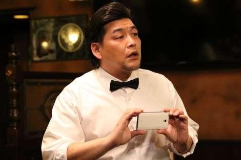 サンドウィッチマン富澤たけし、『BG』第6話ゲスト 飲食店の店員役でボケる