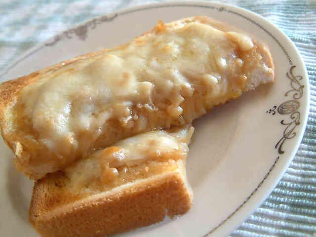 とろけるチーズ活用法