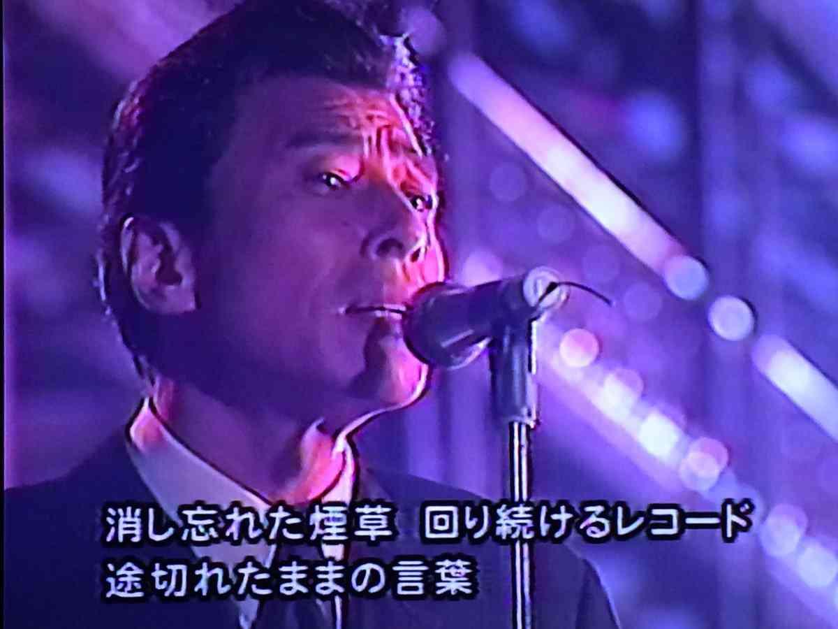 ハスキーボイスの男性歌手