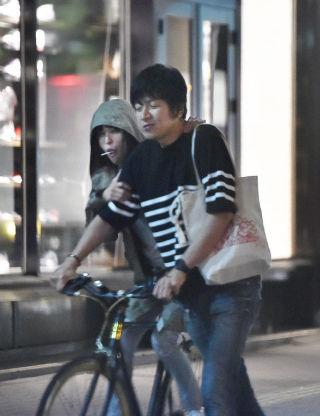 上原多香子、格安マンションに転居で移動は自転車 恋人は「そっとしておいて」