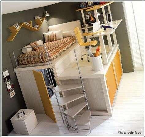 寝室のインテリアどんな感じですか?〖画像〗