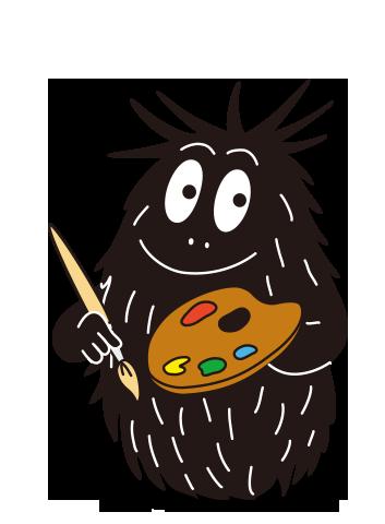 バーバパパがドーナツに!クリスピー・クリーム・ドーナツ初のキャラコラボが登場