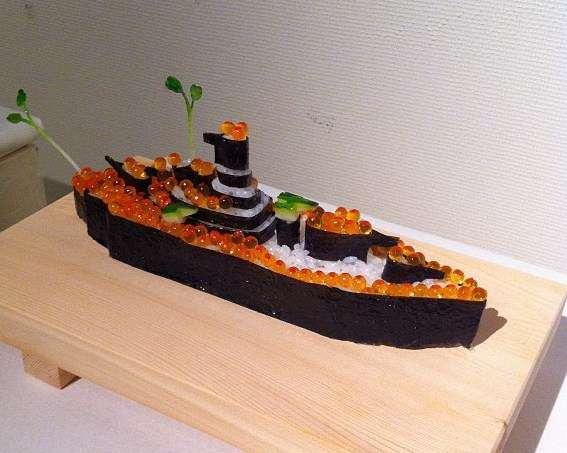 寿司が食べたい!