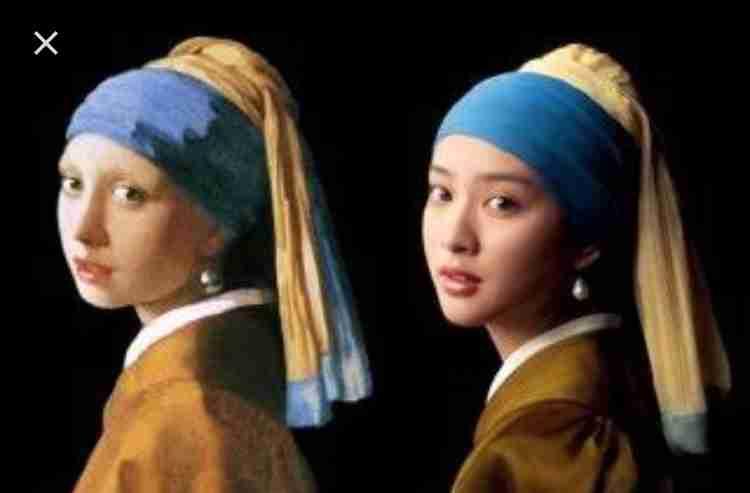 藤原紀香、世界的名画になる 「真珠の耳飾りの少女」のアートコスプレで大人の魅力を醸し出す