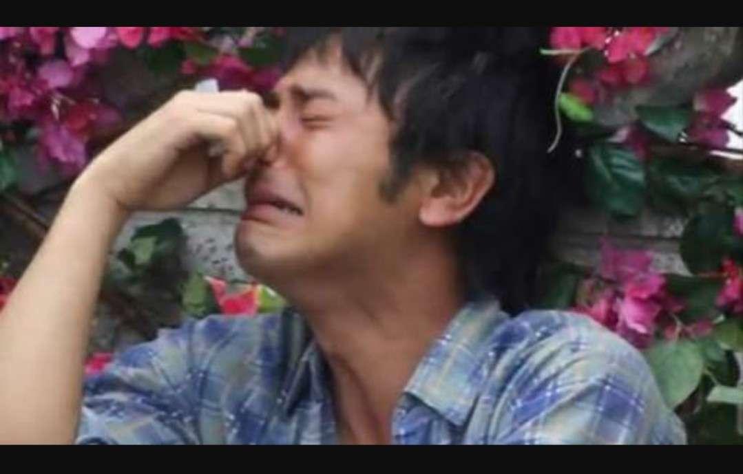 イケメンの綺麗な泣き顔が見たい