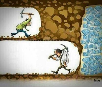 「努力」という言葉が嫌いな人