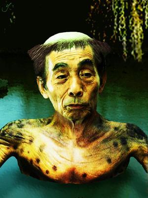 """かっぱ寿司の""""かっぱ""""復活、地下から戻った?"""