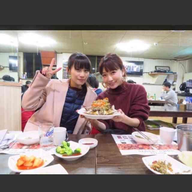 『あいのり』桃、きゃりーぱみゅぱみゅと食事 Perfumeあ~ちゃんと韓国旅行も報告