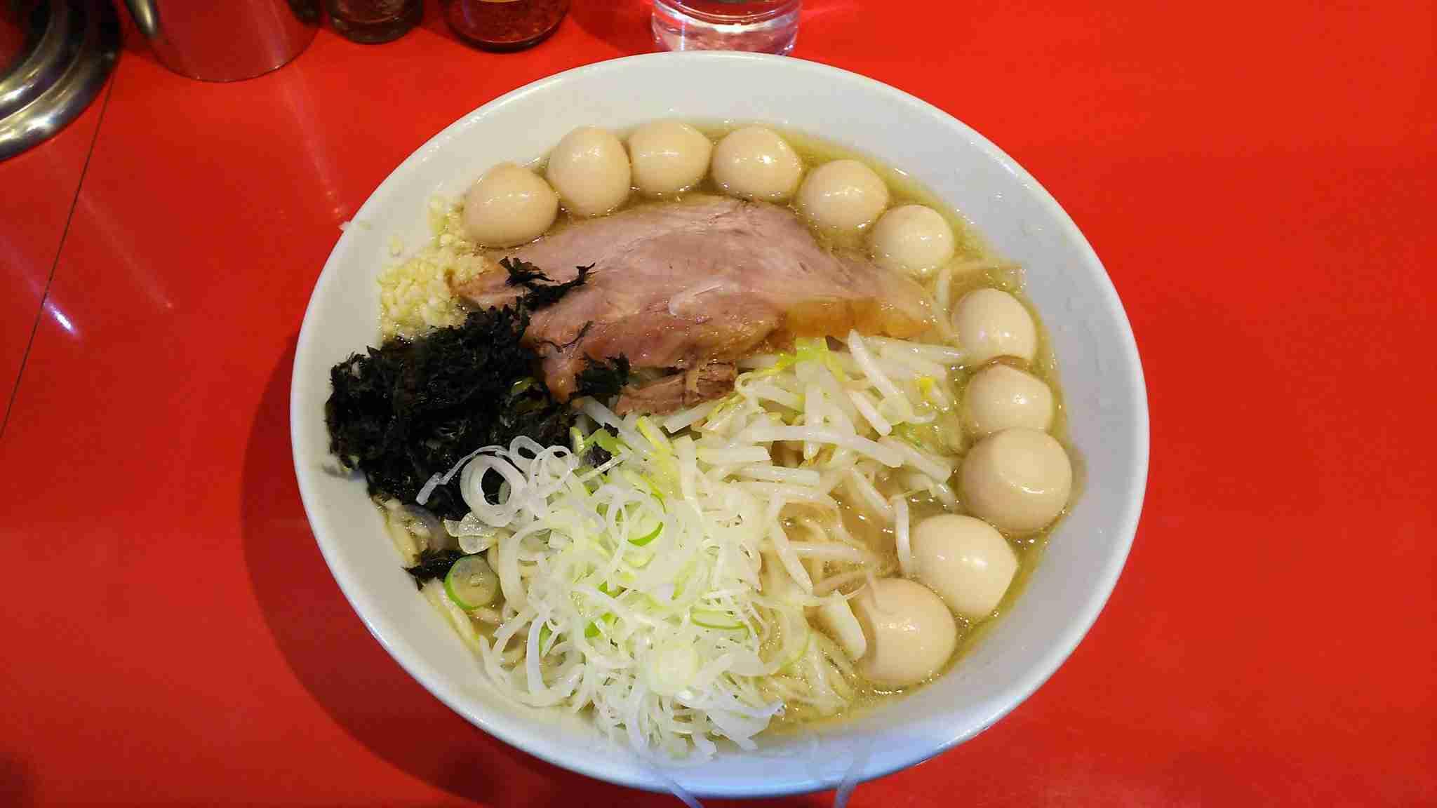 ラーメン二郎が好きな人!食べてみたい人!