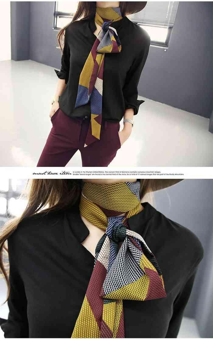 スカーフが似合う大人になりたい!