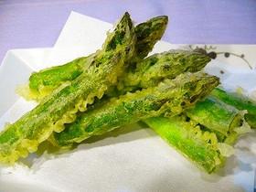 春です!アスパラガスはどう食べますか?